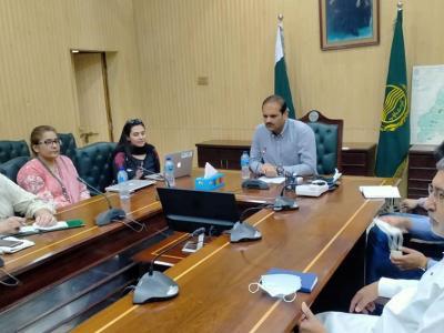 ضلعی انتظامیہ شہریوں کو صحت مند سرگرمیوں کی طرف راغب کرنے کیلئے کوشاں ہے، علی عنان قمر
